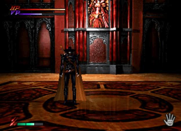 Vampire Hunter D U ISO Download